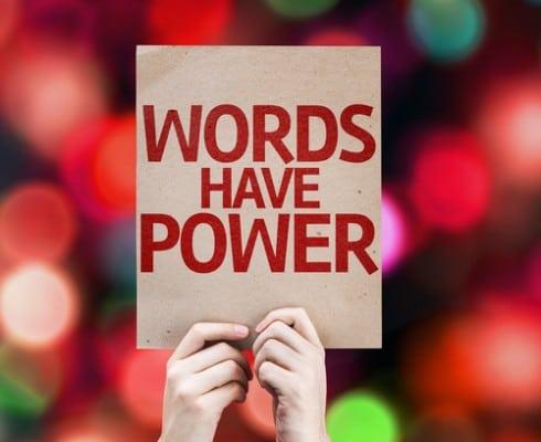 למילים יש כוח