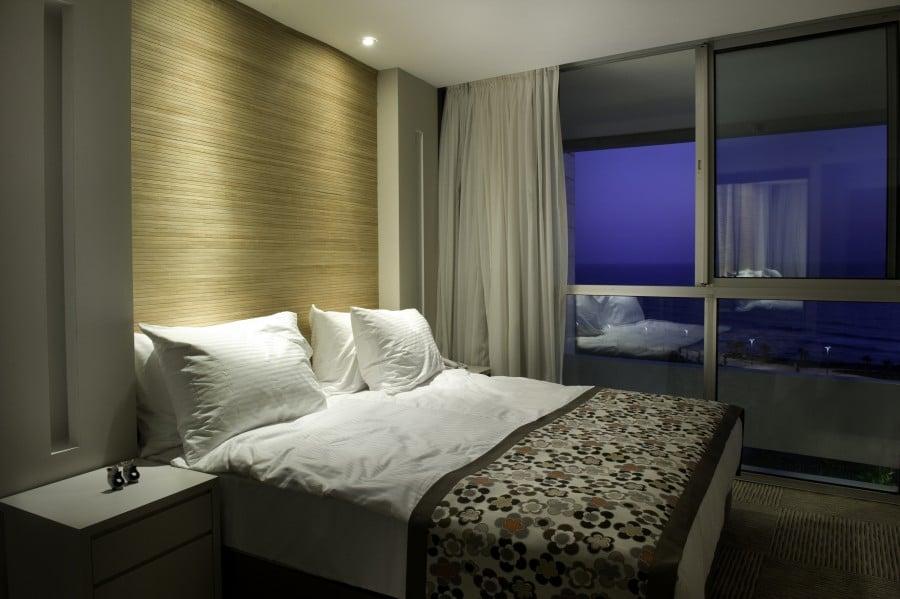 חדר בבית מלון.