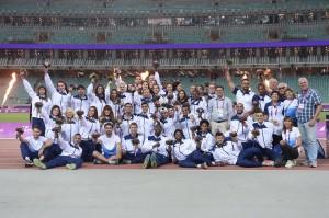 נבחרת האתלטיקה של ישראל