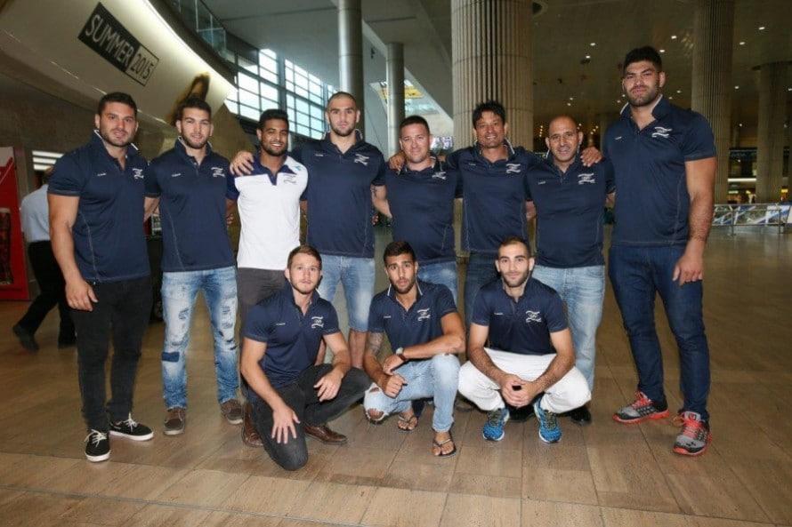 נבחרת הג'ודו של ישראל