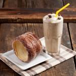 מיני קיורטוש עם אייס קפה. מרענן לקיץ