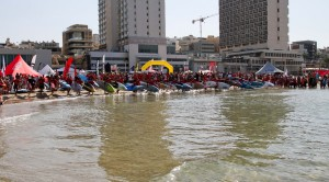 TLV OPEN SUP RACE 2015. צילום ניב דביר
