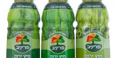 פריניב מיץ ירוק